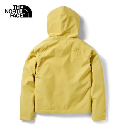 TheNorthFace North Quần áo leo núi  Jacket Jacket Phụ nữ chống nước ngoài trời thoáng khí Mới | 497U