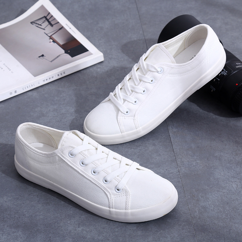 YUANBU Giày Sneaker / Giày trượt ván Giày vải nam đế bằng với thời trang hoang dã văn học giải trí G