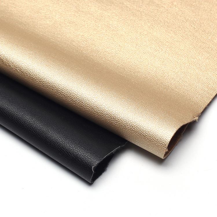DINGMAO Da dê Da cừu siêu mềm Vải PU vải DM181126-1 chất liệu giày hành lý may mặc nhà máy da bán tr