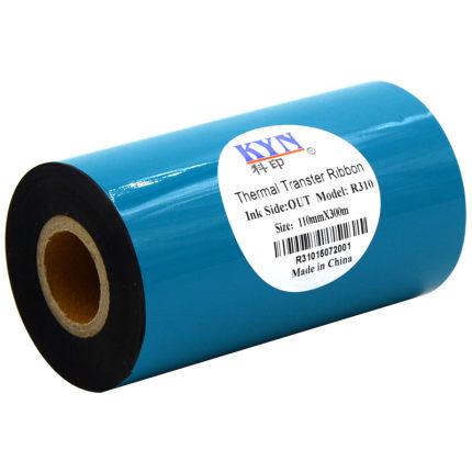 KYN Thép cán nóng  Ruy băng carbon dựa trên ruy băng mã vạch máy ruy băng 110mm * 300m 50 60 70 80 9