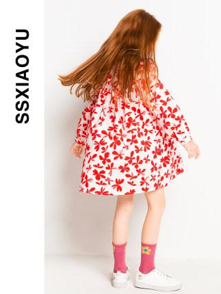 Trang phục trẻ em mùa hè  [Giảm 50%] Váy công chúa 2020 mùa xuân và hè nhẹ Quần áo trẻ em sang trọng