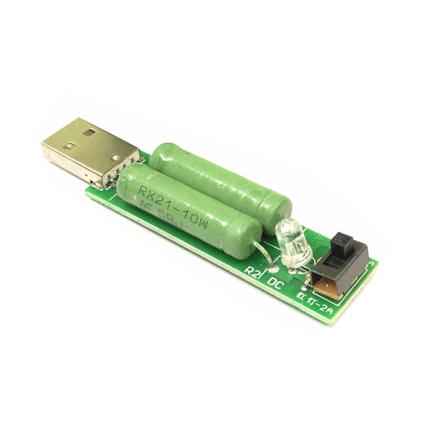 NoFuKcn  Thị trường dụng cụ  Với công tắc sạc USB công cụ kiểm tra tải phát hiện dòng sạc 2A / 1A ch