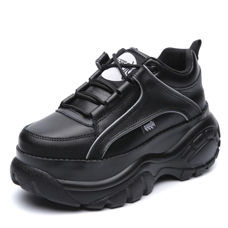 Giày bánh mì Giày thể thao đế dày châu Âu và Mỹ đế dày 2489IN Giày đế xuồng kiểu retro dành cho nam