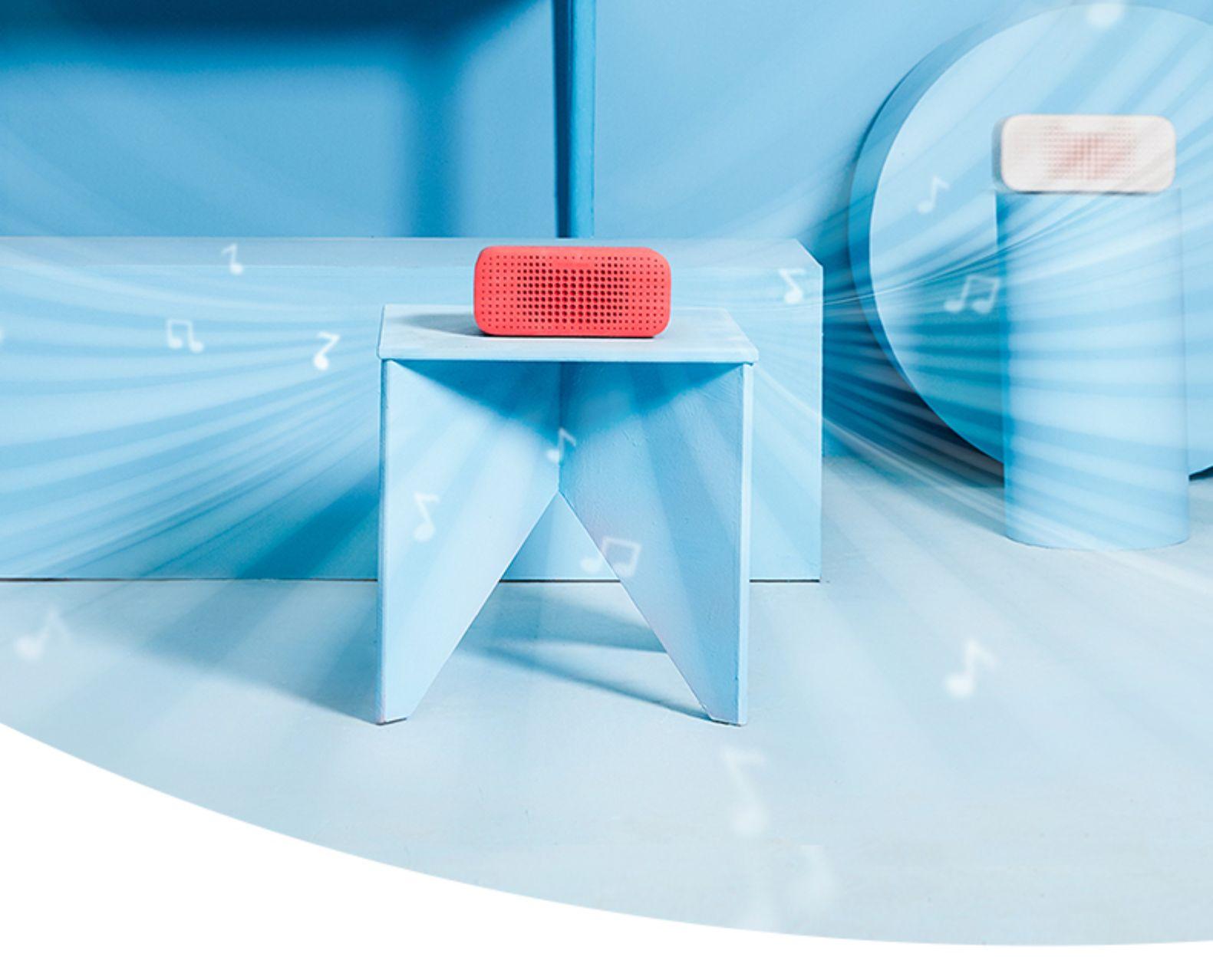 Loa Bluetooth Tmall Genie Bluetooth speaker smart speaker + Voice bulb