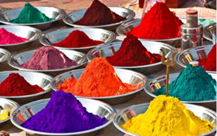 Qiaoyi Bột màu vô cơ  Titanium dioxide sắt oxit sắc tố, xi măng màu terrazzo sắc tố sắt đỏ sắt đen s
