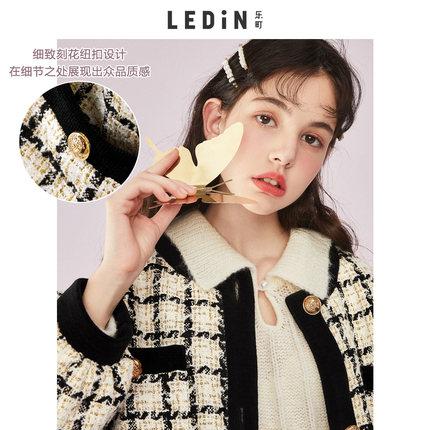 Phong cách Hàn Quốc  Rakumachi khí chất nhỏ phong cách áo khoác ngắn 2020 mùa xuân mới phụ nữ lỏng l