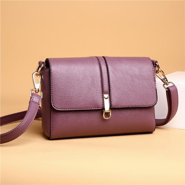 Túi xách da cỡ nhỏ đeo chéo dành cho nữ