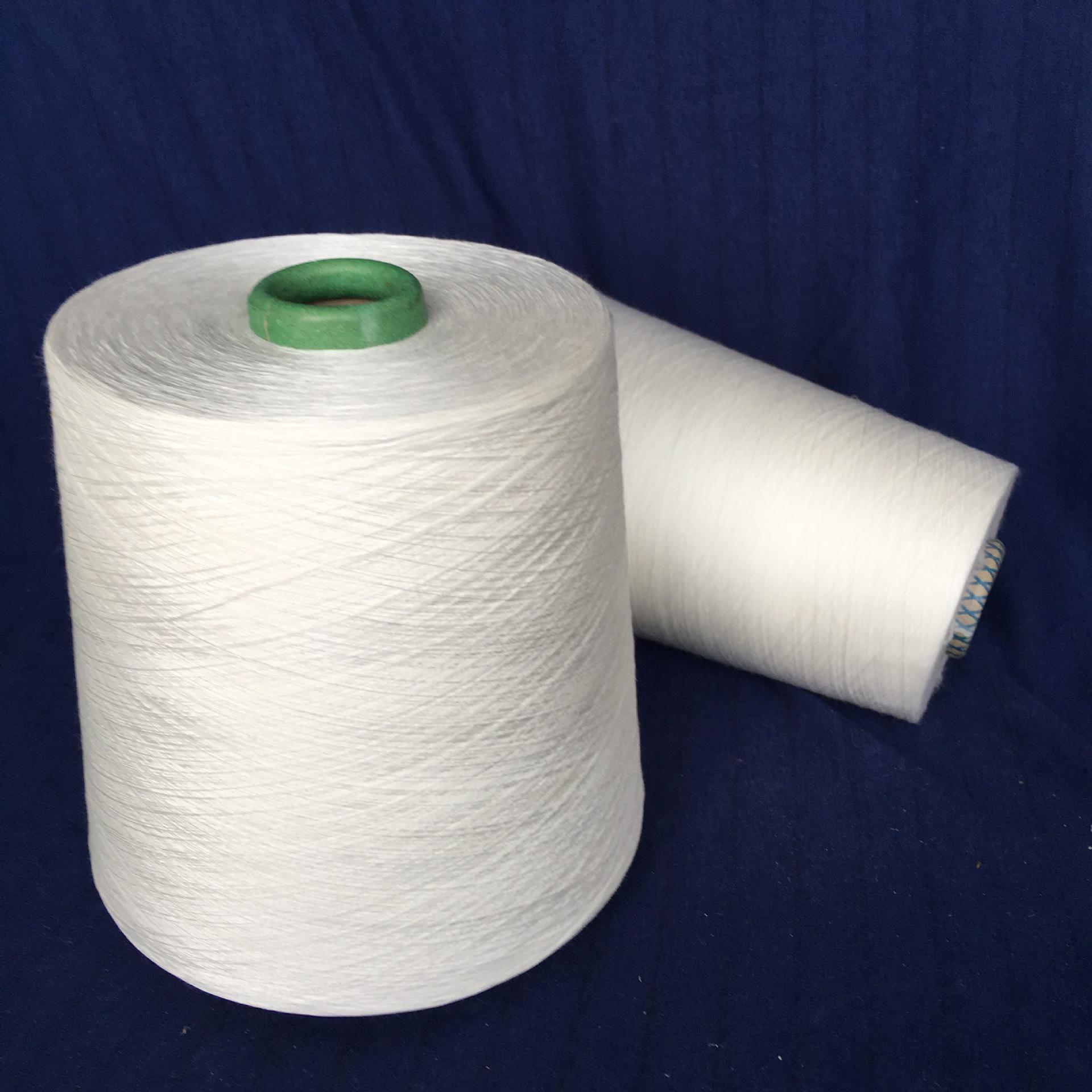 GUANGRUN Sợi pha , sợi tổng hợp Sợi vải lanh Tencel pha trộn 21 đếm 30 đếm Bông đếm 30 đếm 32 đếm 40