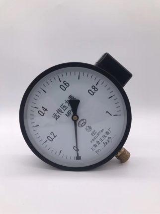 BONDHUS  Đồng hồ đo áp suất  Đồng hồ đo áp suất từ xa Thượng Hải Jinzheng YTZ-150 0-1.6MPA cung cấp