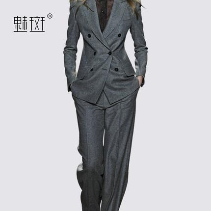 Đồ Suits  Đầm dự tiệc phù hợp với đồ công sở phù hợp với nữ phù hợp với mùa thu 2019 mới nhỏ phù hợp