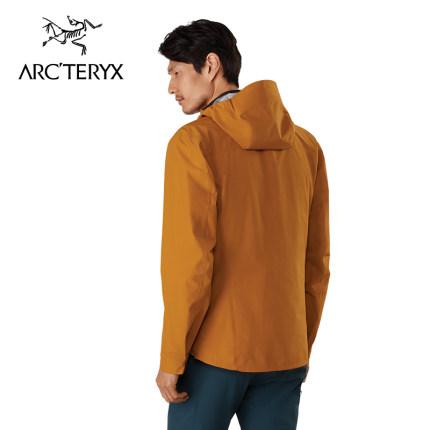 Arcteryx Quần áo leo núi  Archaeopercx Men Nhẹ không thấm nước Đi bộ thoáng khí Áo khoác ngoài trời