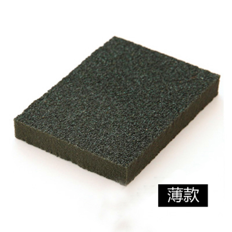 Mút Nano silicon carbide ma thuật lau sạch miếng bọt biển khử nhiễm bẩn ngoài quy mô rỉ sét bát rửa