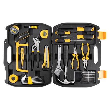 Deli  Dụng cụ tổng hợp  Bộ dụng cụ gia đình hiệu quả đặt bộ công cụ phần cứng đa chức năng thợ điện