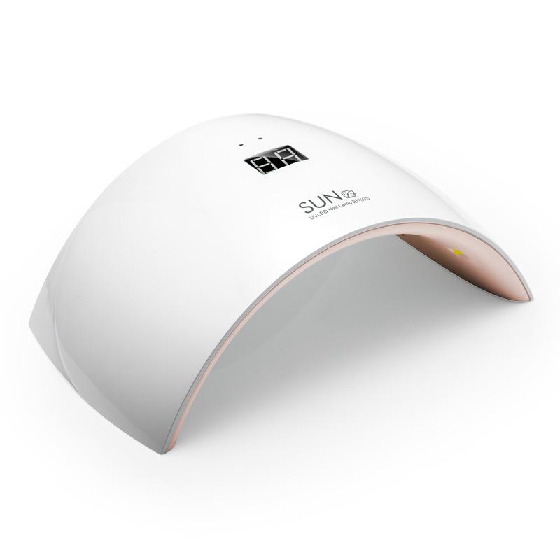 GULSAN Máy sấy, tạo dang tóc Máy trị liệu móng tay Nail USB sạc kho báu trị liệu bằng đèn LED Đèn cả