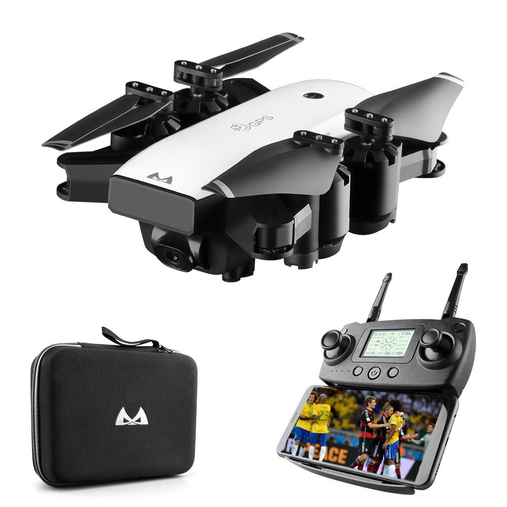 SMRC Flycam Bobcat S20 gấp GPS định vị drone trở về nhà chuyên nghiệp chụp ảnh trên không quad quad