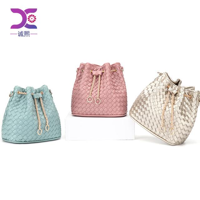 Túi xách Hàn Quốc kiểu túi xô mini dễ thương .