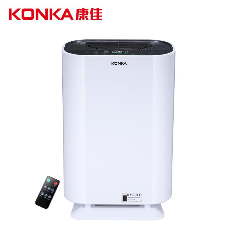 Konka Đồ điện gia dụng Máy lọc không khí khử trùng thông minh hộ gia đình Máy lọc không khí ion âm P