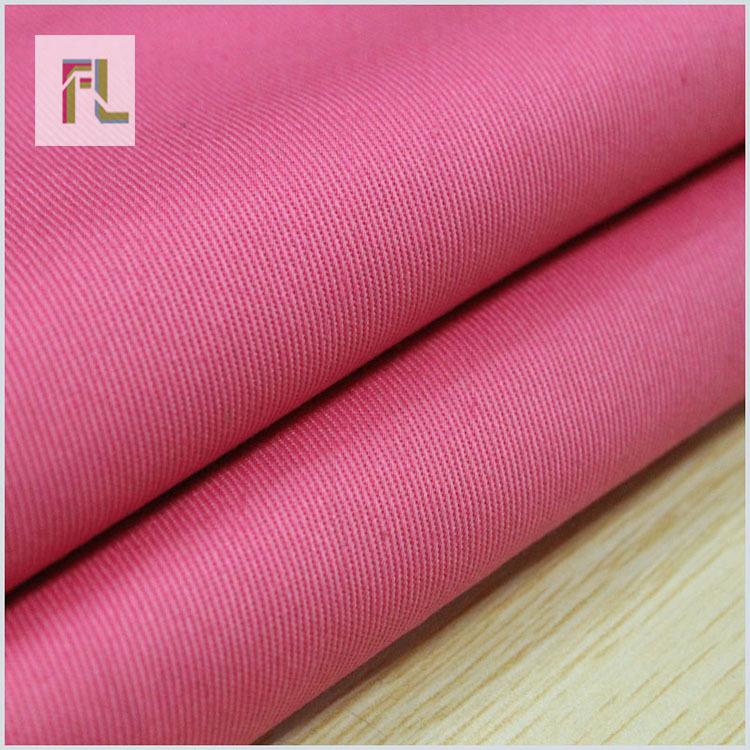 FULONG V ải Twill Nhà sản xuất Bán buôn Cotton Twill 21 Sợi Bông Túi Thẻ Sợi Túi xách Chất liệu Giày