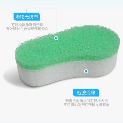 LEC Mút  Nhật Bản LEC giày trắng làm sạch nano ma thuật khử nhiễm ma thuật giày ma thuật bọt biển kh