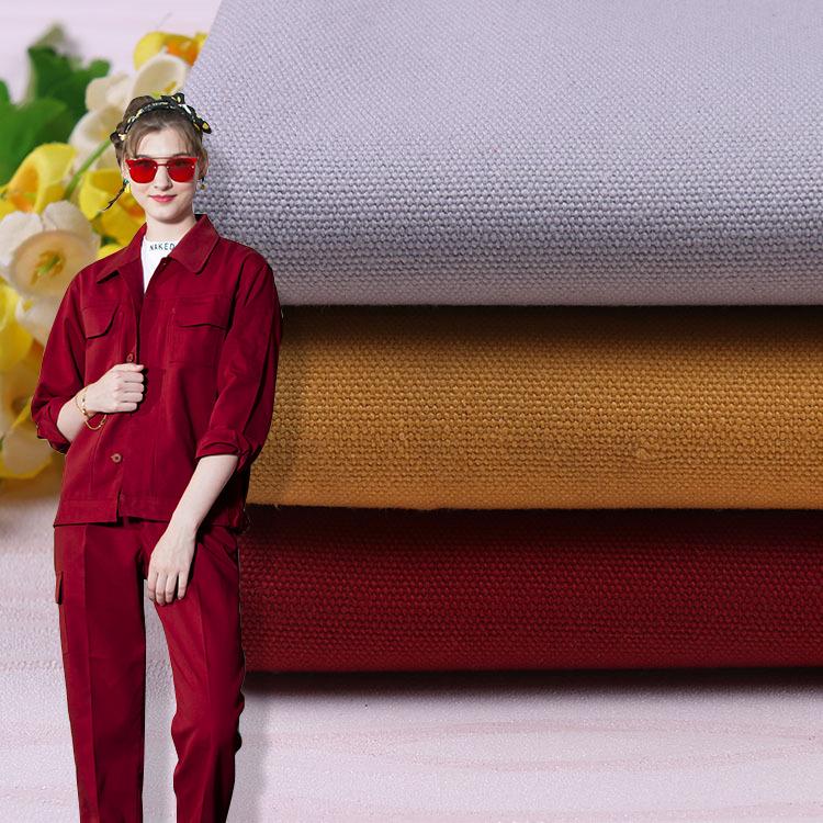 V ải bố 39 * 24 vải cotton 435gsm vải mùa thu và mùa đông cát phát hành bảng hành lý giày vải cung c