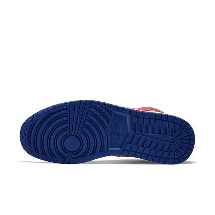 JORDAN thị trường giày nam Jordan chính thức AIR JORDAN 1 MID SE AJ1 giày thể thao nam 852542