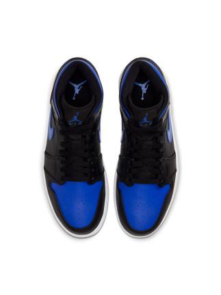 Jordan   thị trường giày nam Jordan chính thức AIR JORDAN 1 MID AJ1 giày thể thao nam 554724