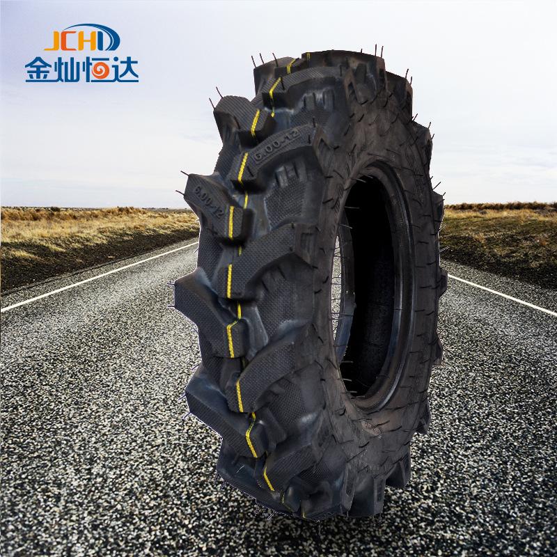 YASHENG Cao su(lốp xe tải) Máy kéo nông nghiệp 600-12 14 650 750-16 8.3 9.5 11.2-20-24 lốp
