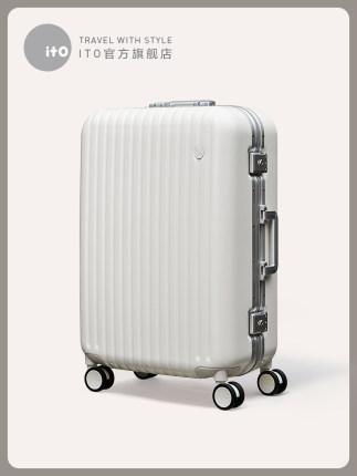 thị trường túi - Vali  ito xe đẩy vali nữ khung nhôm nhỏ phổ bánh xe vali nam trường hợp lên máy bay