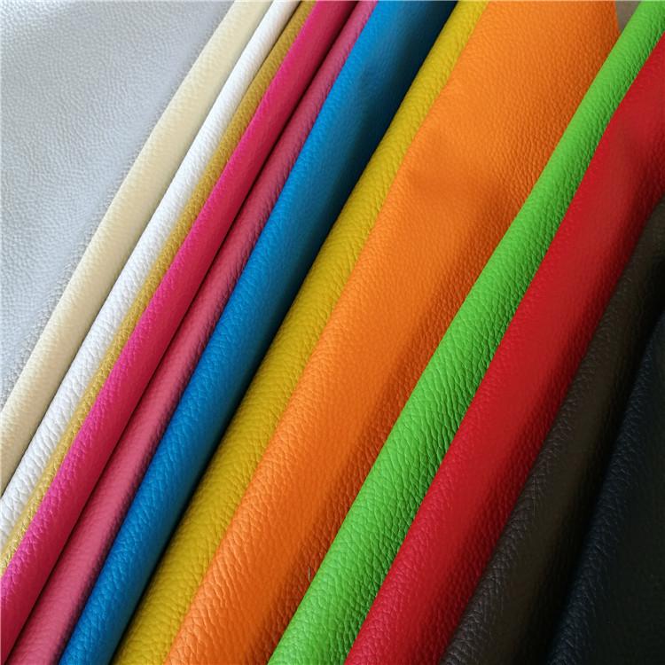 MSL Vật liệu da Dệt da PVC sofa da thay đổi áp lực pu da nhân tạo da mềm vải da tự làm vật liệu thủ