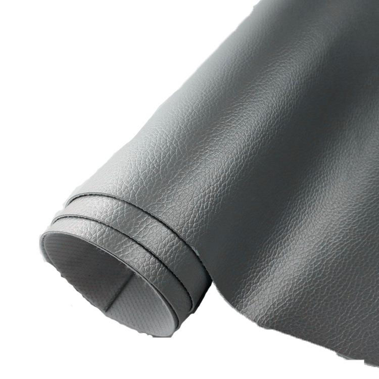 JIUMEI Vật liệu da Jiumi tùy chỉnh ngọc trai nhẹ vải hoa văn lưới dày vải mờ màu da sáng vải da xe c