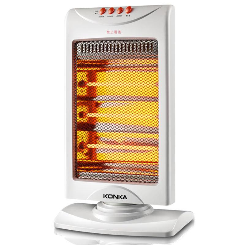 Konka Đồ điện gia dụng Máy sưởi ấm gia đình Konka tiết kiệm năng lượng ba tốc độ nóng di chuyển đầu