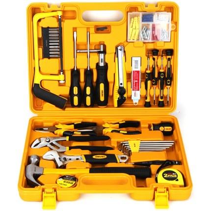 Deli  Dụng cụ tổng hợp  Công cụ sửa chữa hiệu quả Cờ lê ổ cắm Daquan thiết lập phổ quát tự động sửa