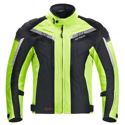Trang phục xe đạp Xe máy mùa đông xe đạp phù hợp với áo khoác phù hợp với nam giới bốn mùa không thấ