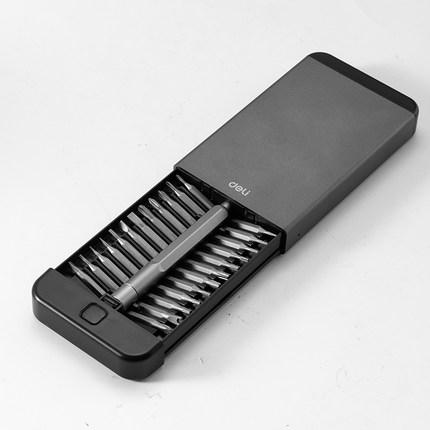 Deli  Dụng cụ tổng hợp  Công cụ mạnh mẽ kết hợp tuốc nơ vít kết hợp thiết lập sửa chữa điện thoại di