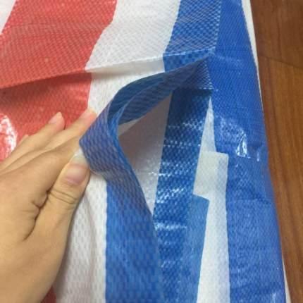 Vs&Zegvo1883 Bạt nhựa Hai mặt tráng ba dải vải không thấm nước dày vải chống thấm trang trí ngoài tr