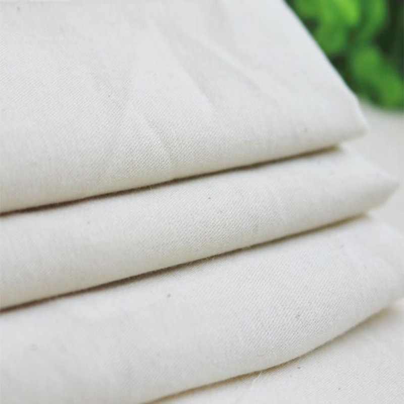 BAOSHENG Vải mộc pha Nhà máy trực tiếp bán polyester và cotton pha 108 * 58 vải chéo màu xám tinh kh