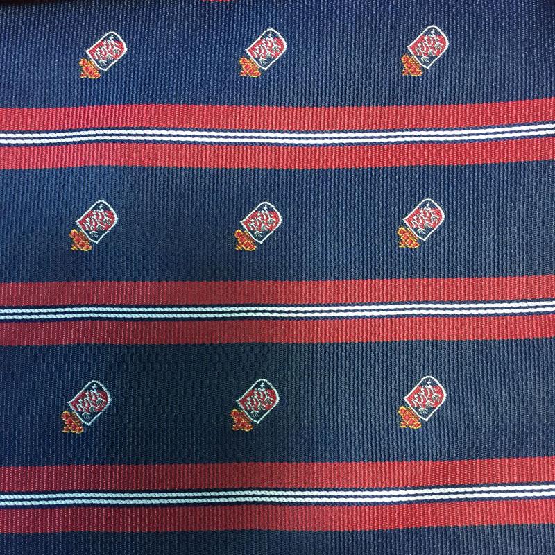Vải Yarn dyed / Vải thun có hoa văn Đồng phục đơn của Nhật Bản mùa thu và mùa đông cà vạt vải nơ màu