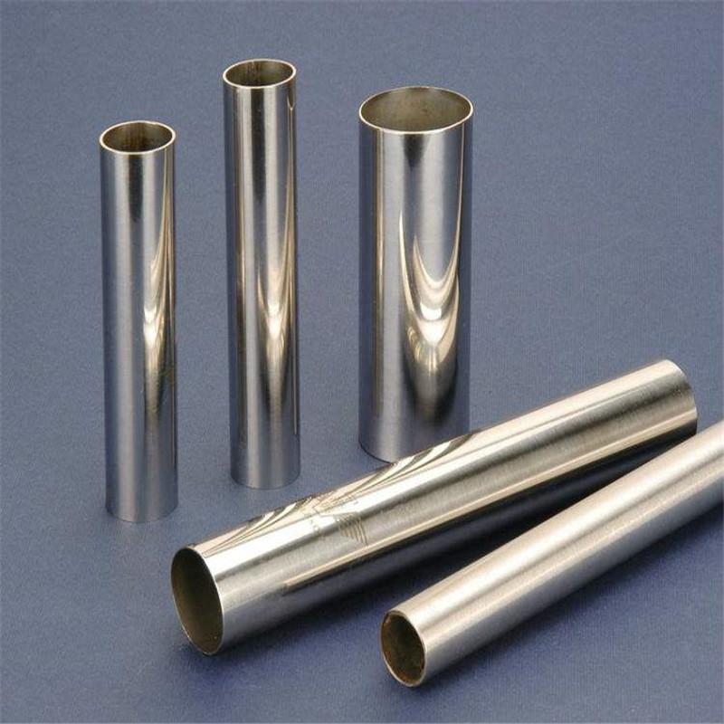 BAOXIN Thị trường sắt thép Ống thép không gỉ 304 304 Ống chính xác mao mạch Ống vệ sinh tường dày li