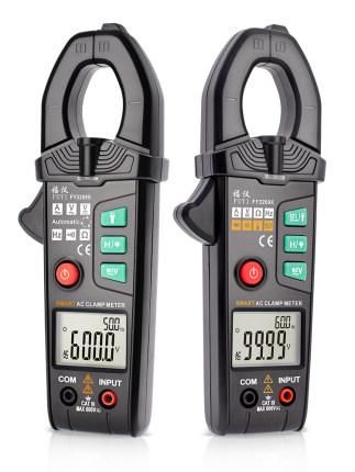 BONDHUS Đồng hồ đo điện Đồng hồ thông minh kỹ thuật số kẹp chính xác cao ampe kế chống cháy