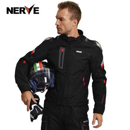 NERVE Trang phục xe đạp mùa hè xe máy phù hợp với xe đạp phù hợp với nam giới đua xe máy quần áo phá