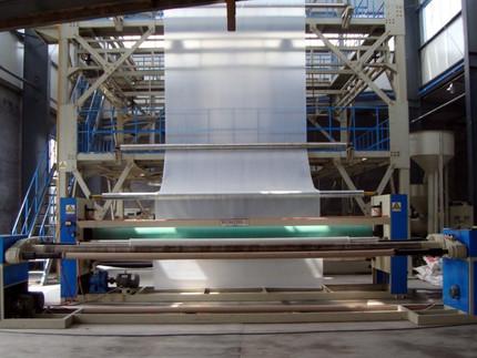 Màng che phủ nhà kính Màng nhựa trắng trong suốt làm dày màng nhà kính màng màng nhựa vải nhựa giấy