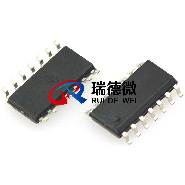 TI Linh kiện điện tử Các bộ khuếch đại hoạt động của TI / Texas dụng cụ LM2902DR IC SOP14