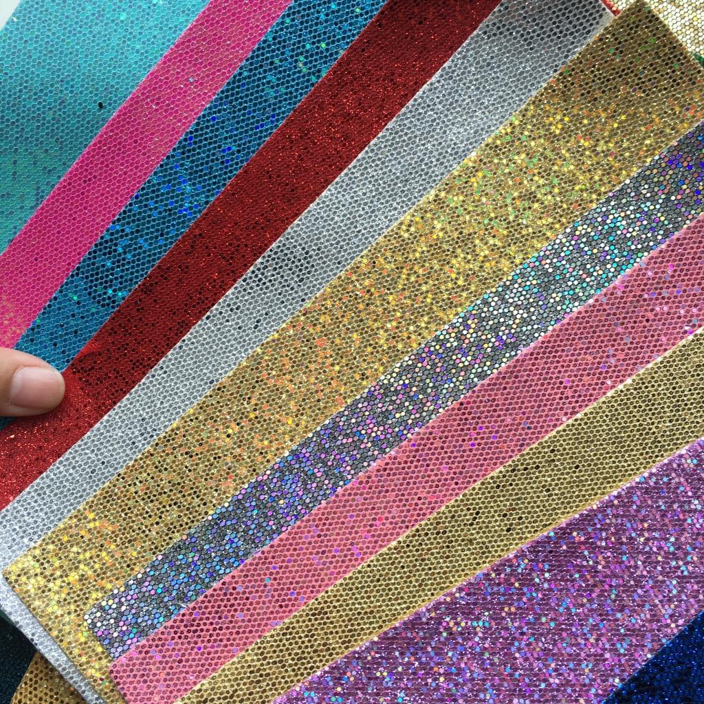Vật liệu da Nhà máy trực tiếp sao laser Litter da vải giày túi xách mỹ phẩm túi hộp bao bì vật liệu