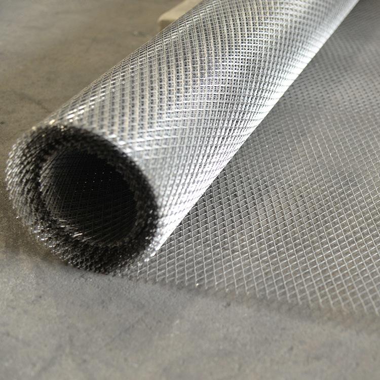 BINGHUI Lưới kim loại Nhà sản xuất lưới kim cương mở rộng lưới kim loại 304 thép không gỉ lưới kéo l