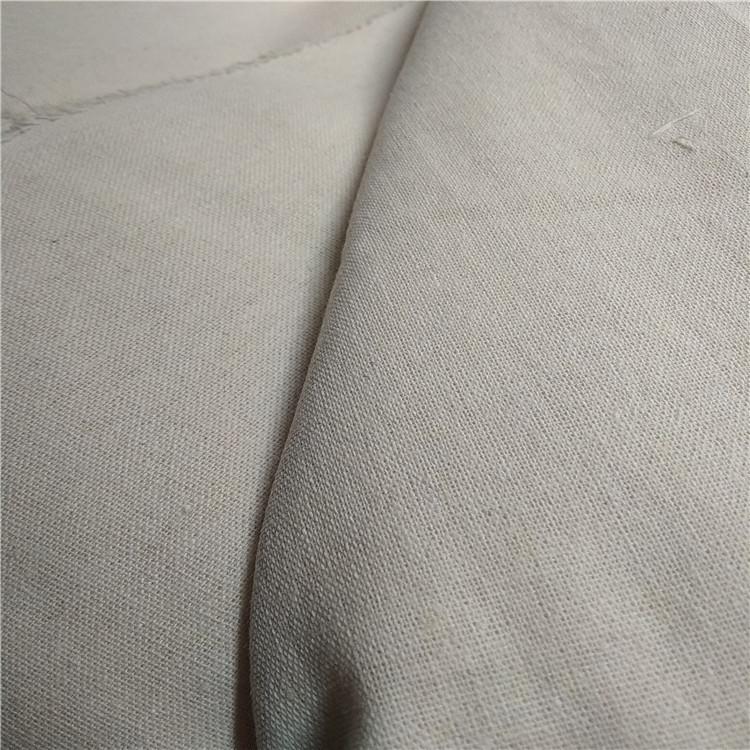Vải Hemp mộc Nhà máy trực tiếp vải lanh vải mười khăn trải bàn gối thủ công DIY vải thủ công