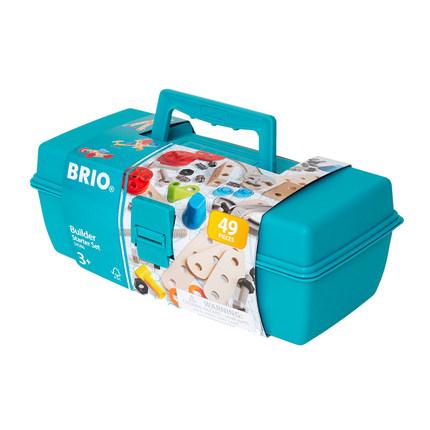 Brio Đồ chơi sáng tạo  cơ chủ sáng tạo thiết lập có thể tháo rời tháo lắp ốc vít trẻ em lắp ráp đồ c