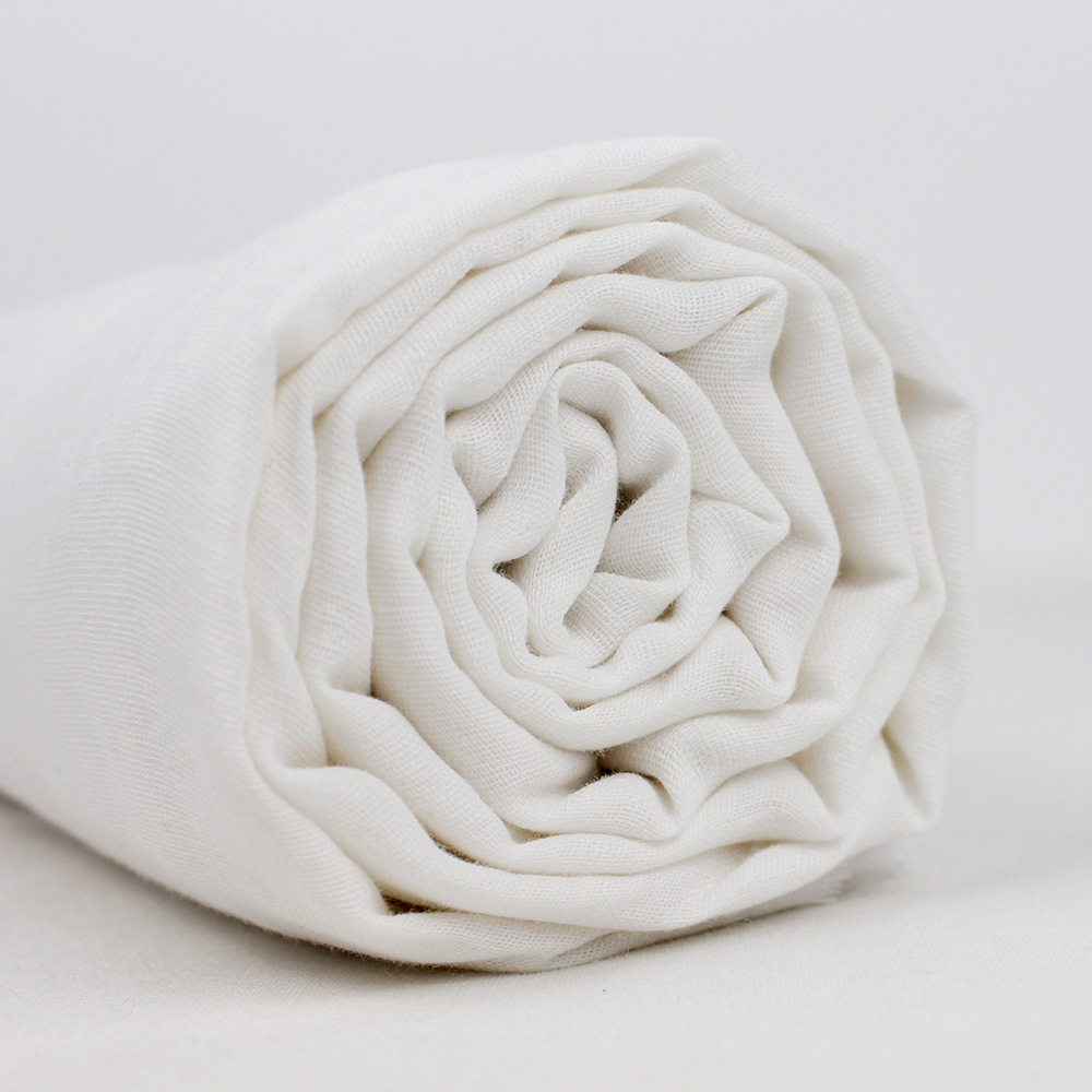 vải mộc Mặt nạ vải cotton hai lớp gạc 40 mầm trắng gạc cuộn bé bông gạc vải xám và vải cotton cho tr