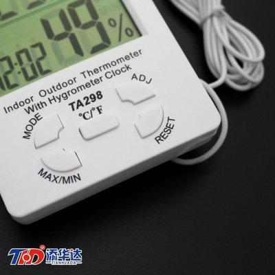 Honeywell  Đồng hồ đo nhiệt độ , độ ẩm Nhiệt kế gia dụng chính xác cao trong nhà và ngoài trời nhiệt