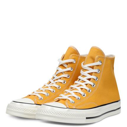 CONVERSE giày vải CONVERSE Converse chính thức Chuck 70 đôi giày vải retro cổ điển cao cấp đôi mẫu 1
