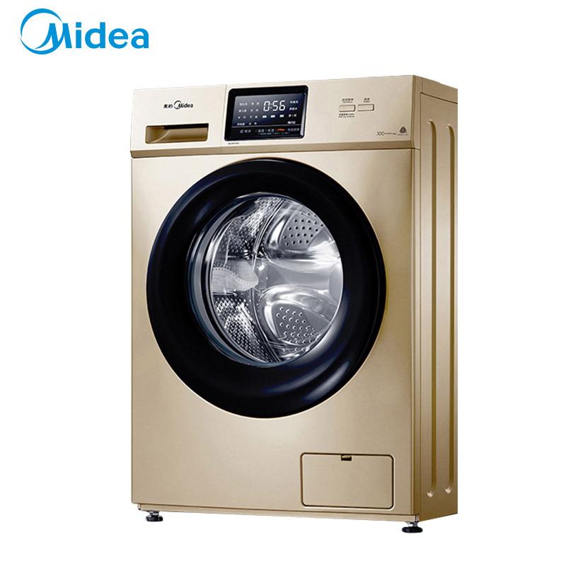 Midea Máy giặt Midea 10 kg KG hoàn toàn tự động biến tần trống gia dụng công suất lớn câm MG100V31DG